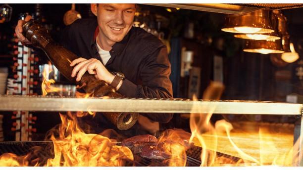 Steakhouse De Harmonie Vers gegrilde steaks en spareribs