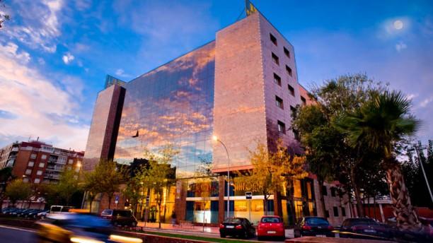 Sinfonía - Sallés Hotel Ciutat del Prat Exterior