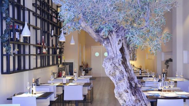 Oliveira Sala del restaurante
