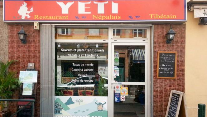 Entree - Yeti D'Himalaya, Toulouse