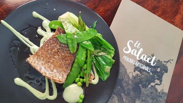 El Salaet Sugerencia de plato