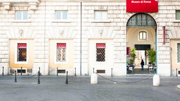 Vivi Bistrot - Piazza Navona Facciata