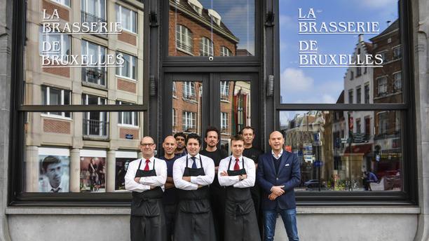 La Brasserie de Bruxelles Façade