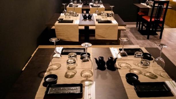 Casa Sushi Vista sala