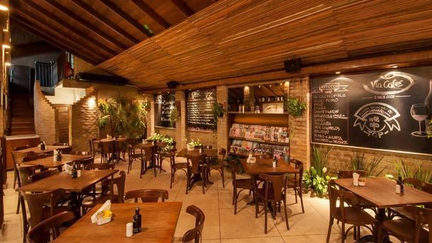Via Café rw Via Café