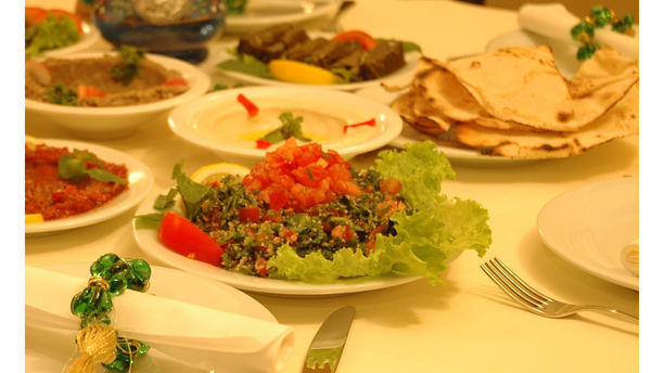 La table libanaise in paris restaurant reviews menu and - Cuisine libanaise mezze ...