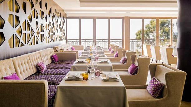 Bistrot M - Hôtel Tiara Miramar Beach Vue salle