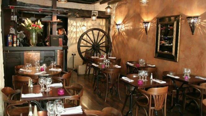 Le Caveau de l'Isle - Restaurant - Paris