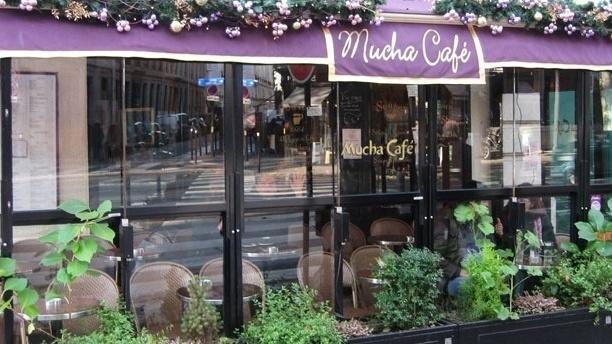 Mucha Café Bienvenue au Mucha café
