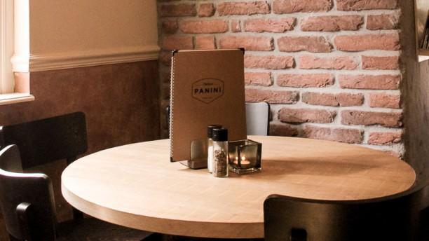Trattoria Panini restaurantzaal