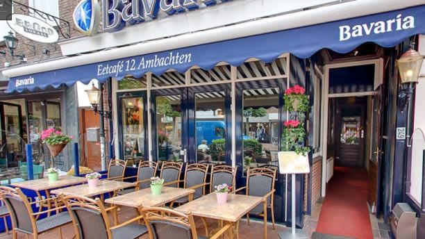 Eetcafé 12 Ambachten ingang