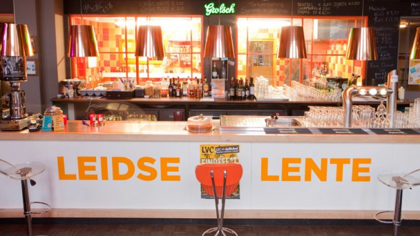 Galerie Café Leidse Lente Bar