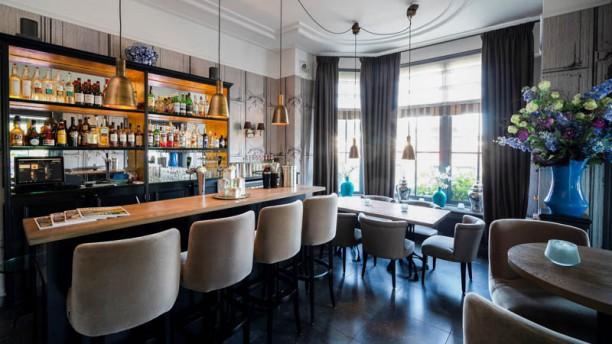 Puur Zee - Visbistro & Bar Het restaurant