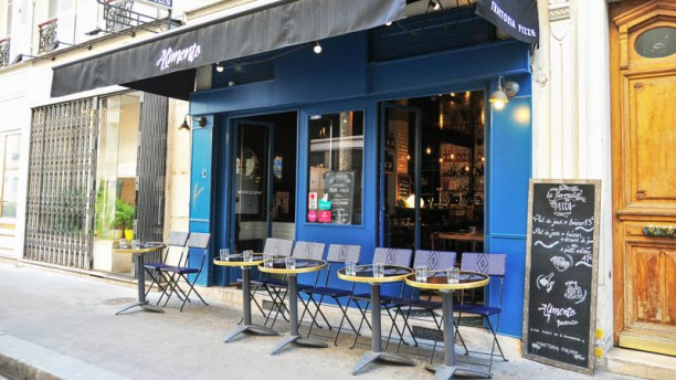 alimento restaurant 9 rue de pontoise 75005 paris adresse horaire. Black Bedroom Furniture Sets. Home Design Ideas