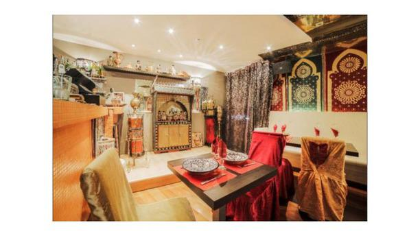 Le Marrakech salle