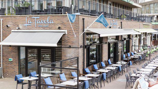 La Tavola Ristorante La Tavola buitenzijde
