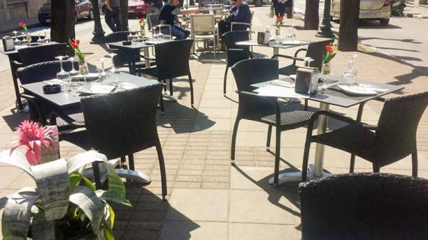 El Café del Passeig Terraza