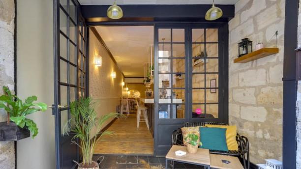 CRU Restaurant-Bar à Tartares Entrée