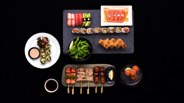 Sticks 'n' Sushi Valby Mat