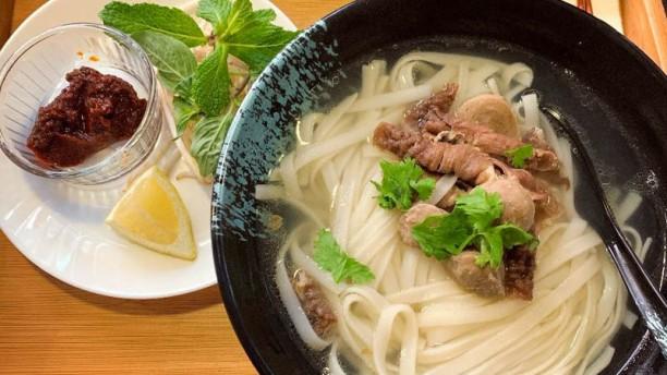 Le Jardin de Xu Suggestion de plat