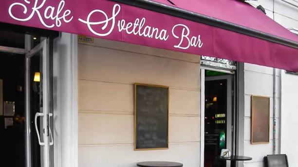 Kafe Svetlana entrada