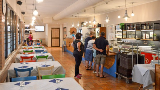 GLU Café La Risacca La Sala Ristorante Interna