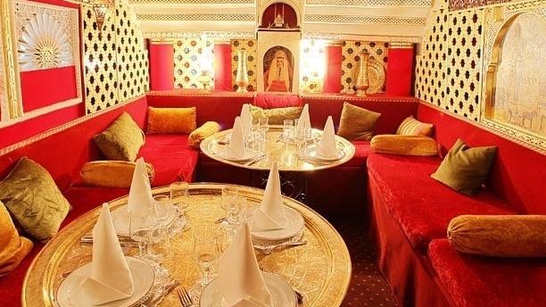 restaurant le maroc paris 75001 op ra grands boulevards menu avis prix et r servation. Black Bedroom Furniture Sets. Home Design Ideas