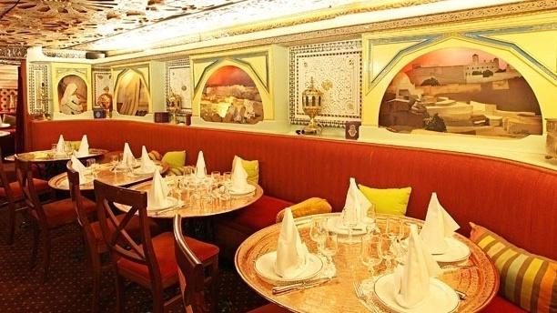 Cafe Moderne Paris Menu
