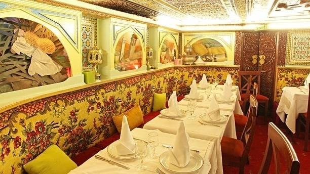 Le maroc in paris restaurant reviews menu and prices