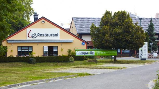 Campanile Strasbourg - Lingolsheim Extérieur