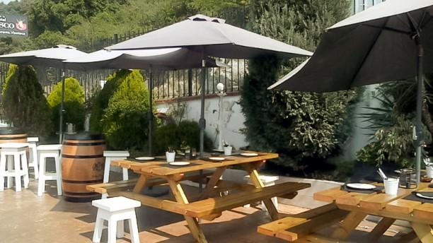 Champagnerie Risco Cantabria Experience Vinoteca Exterior