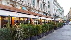 La Brasserie du port, OM Café