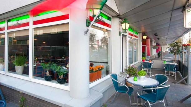 Ristorante Pizzeria Messina Het restaurant
