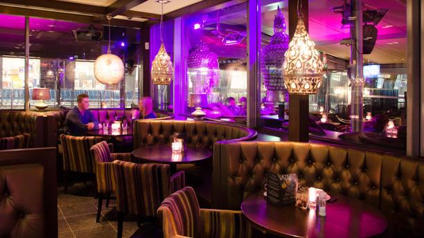Restaurant Volle Maan Het restaurant
