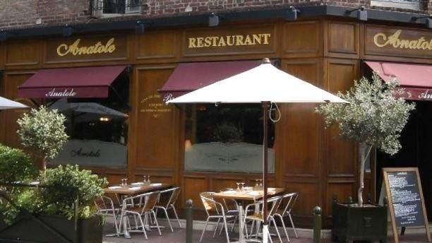 Restaurant Levallois Rue Anatole France