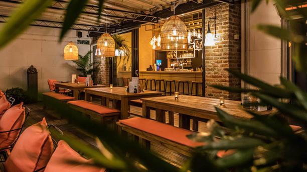 Tiger Mama Het restaurant