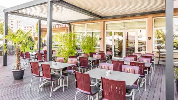 Restaurant Roches Brunes - Hotel Castel Terrasse