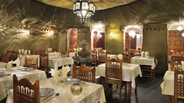 Restaurant al mounia bordeaux menu avis prix et for Set de table bordeaux