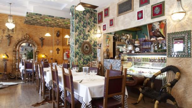 disagio del cavallo argentina restaurant