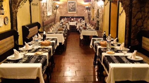 Taverna dos Trovadores Sala