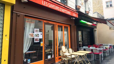 Les Saveurs d'Abyssinie, Paris