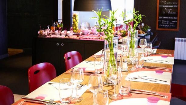 Restaurante campanile villefranche sur sa ne en - Restaurant carte sur table cavaillon ...