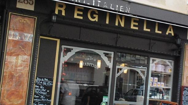 Reginella Bienvenue au restaurant Reginella