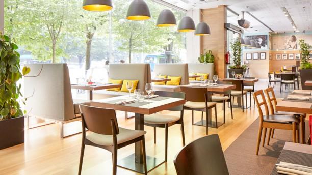 Restaurante bistroteka astoria7 en san sebasti n - Restaurante kaskazuri san sebastian ...