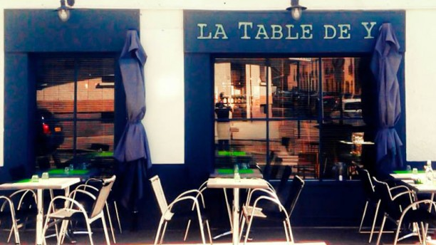 La Table de Yo Devanture