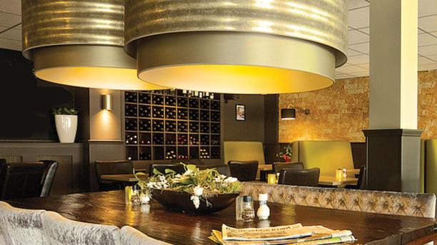 Grand Café Kuhlman Het restaurant