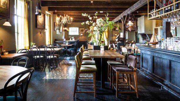 Restaurants In Huizen : De haven van huizen in huizen menu openingstijden prijzen adres