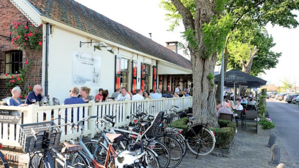 De haven van huizen in huizen restaurant reviews menu and prices