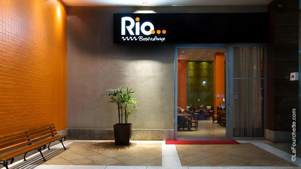 Rio Bistrô & Lounge Águas Claras RW Fachada