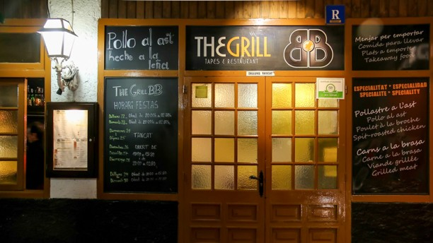 The Grill BB Entrada
